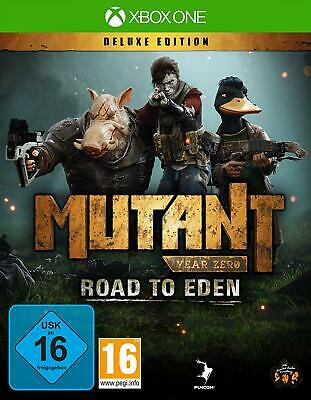 Mutant Year Zero - Road to Eden - Deluxe Edition Xbox One New+Boxed