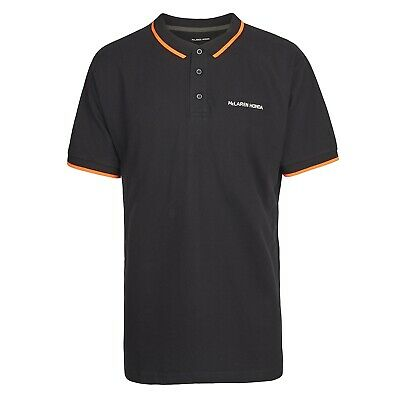 POLOSHIRT Polo Mens Formula One 1 McLaren Honda F1 Team Black Partner NEW!