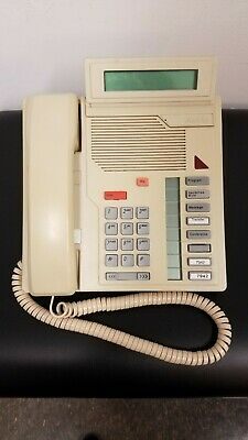 PHONE NORTHERN TELECOM Nortel Dial Vintage Rare Green Tested