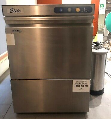 Elite E50 Commercial Glasswasher Dishwasher