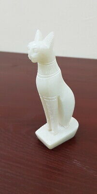 Bastet Egyptian Cat Statue Goddess Figurine Ancient Sculpture Egypt Bast antique
