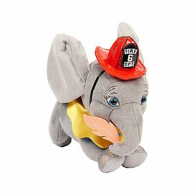 Dumbo Live Action Movie Small Plush with Fire Helmet and Feather *BRAND NEW*