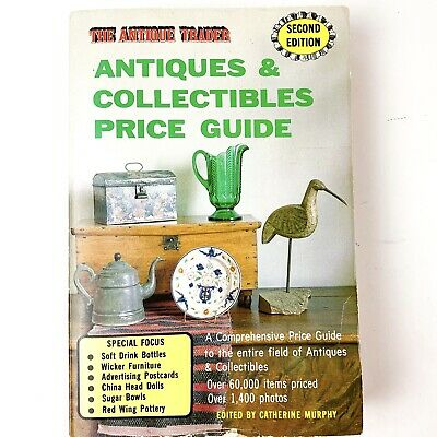 The Antique Trader Antiques and Collectibles Price Guide (1985, Paperback)