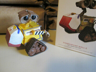 Wall-E  - Disney Pixar 10th Anniversary - Hallmark Ornament 2018