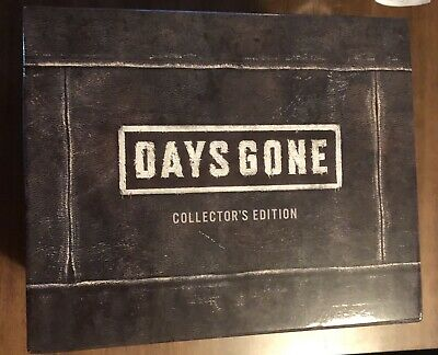 Days Gone Collectors Edition BOX ONLY