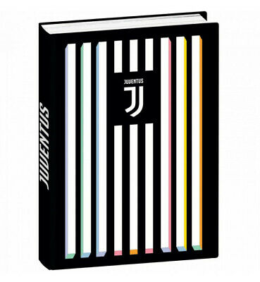 diario seven juventus nuovo 2019 2020 standard juve 13x18.righe ufficiale. stamp