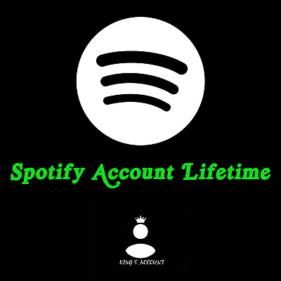 Spotify Premium Account A Vita Personale Privato Lifetime Italiano