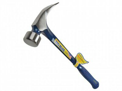 Estwing E3/25S Straight Claw Framing Hammer - Vinyl Grip 25oz (18in)