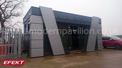 Office Building, Studio Apartment, Portable Cabin, Mobile Home, Showroom