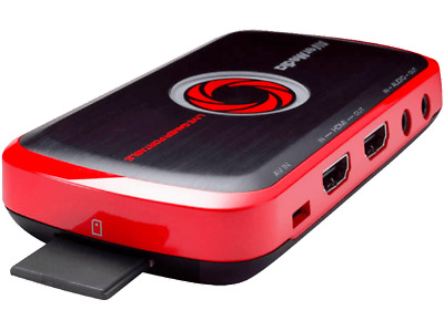 Capturadora de vídeo - AverMedia Live Capture Gamer Portable, 1080p,