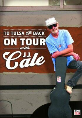 To Tulsa And Back On Tour With Jj Cale Dvd New Sealed J.j. Cale