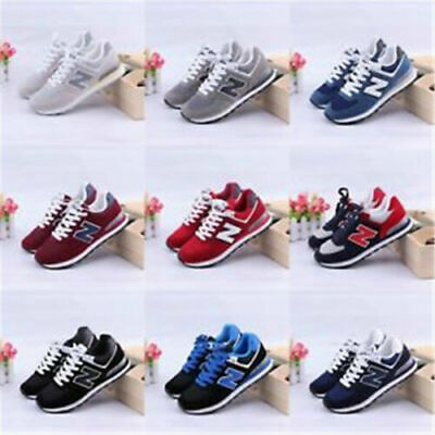 New Balance 574 Sneakers Sneakers Uomo Donna Lace Running Shoes Leisure Gr.38-47