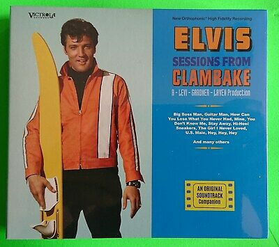 Elvis Presley - SESSIONS FROM CLAMBAKE (3CD)