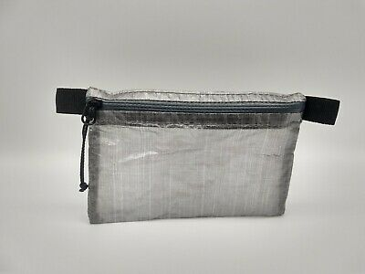 Wild sky gear Cuben Fiber DCF Zip Pouch small waterproof 5.7g