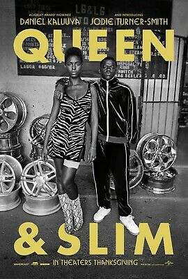 Queen & Slim 27x40 Original D/S Movie POSTER