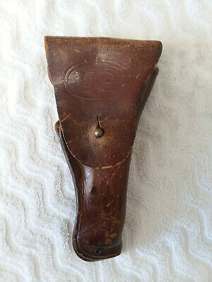 WWII 1911 ? US Army Leather Holster Boyt