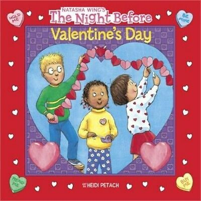 The Night Before Valentine's Day (Paperback or Softback)