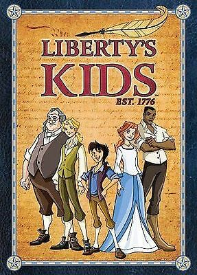 Liberty's Kids: The Complete Series (DVD). Includes All 40 Episodes