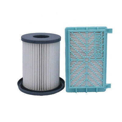Set Replacement Cleaning Filter Purify Combination For Philips Vacuum Cleaner Q