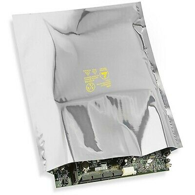 Moisture Barrier Bags 102 x 152mm| Packaging for Electronics| €10 for 100 units