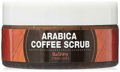 Arabica Coffee Body Scrub Anti Cellulite Stretch Marks Spider Vain Massage 220g
