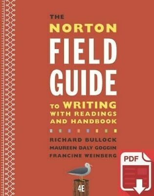 [E-Edition] The Norton Field Guide to Writing with Readings and Handbook