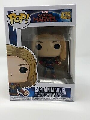 Funko Pop Marvel CAPTAIN MARVEL