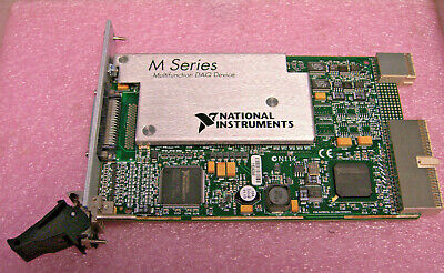 National Instruments NI PXI-6281 18-Bit 500 kS/s (Multich.), 625 kS/s (1-Ch) DAC