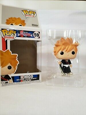 POP Animation: Bleach - Ichigo Funko Collect Figure Vinyl Bobble Head
