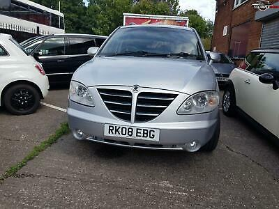 SSANGYONG RODIUS XDi 165 S Silver Manual Diesel, 2008