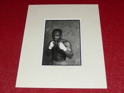 [PHOTOGRAPHIE] ARCHIVES JAMES A. FOX (Agence MAGNUM) BOXE (78)