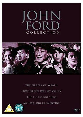 John Ford Collection [New DVD]
