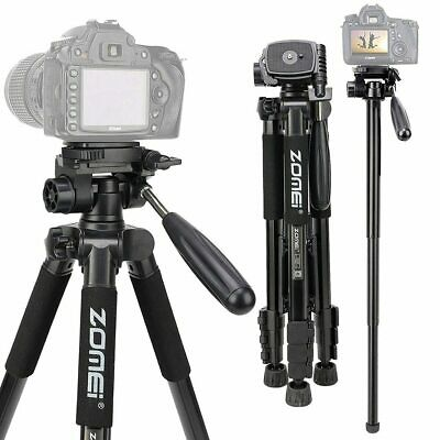 ZOMEI Q222 Tripod Flexible Photographic Travel Stand Smartphone DSLR Projector