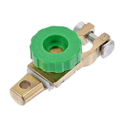 Battery Terminal Master Disconnect Switch with Knob 15-17mm Diameter Copper