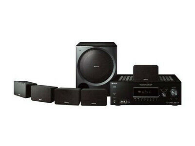 Sony HT-DDW900 - 5.1 Surround Home Theater System - Receiver Subwoofer Speakers