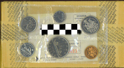 Canada 1968 Proof Like Set Lot of 25 Sets in Original Opened Shipping Box
