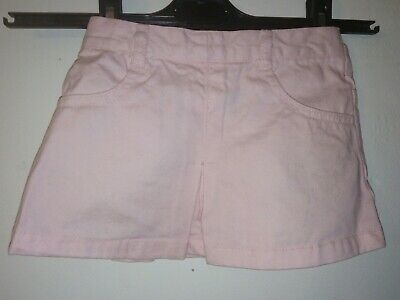 Brand New Primark Early Days Pink Baby Girls Skirt 6-9 Months