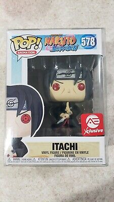 Funko Pop! Naruto Shippuden: Itachi #578 - Alliance Entertainment Exclusive