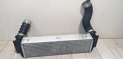 Bmw 5 Series F10 2010-2016 Diesel Turbo Intercooler Complete 7805629