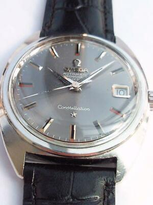 Omega Constellation Antique Ω564 24 stone 1966 made OH finished best