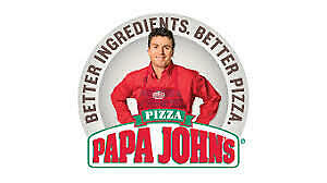Papa Johns Pizza Food Takeaway Discount Voucher Code