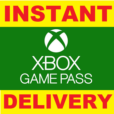 Xbox Game Pass 14 Day Trial (Xbox One, New Customer only) - Instant Dispatch