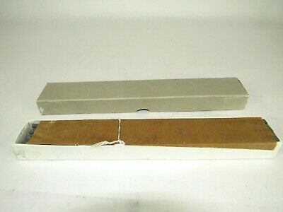 New Old Stock Box Of 10 Simonds Hand Saw Files Large Size