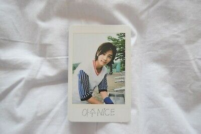 SEVENTEEN JEONGHAN [LOVE & LETTER REPACKAGE] OFFICIAL Photo Card Limited