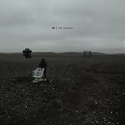 NF  The Search  ( Neues Hip Hop Album 2019 )  CD  NEU & OVP  06.09.2019