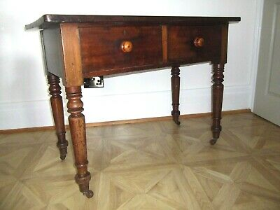 Victorian Small Library Table