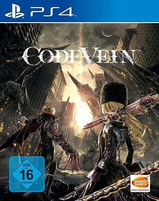 Code Vein / Neu & OVP / New & Sealed / PlayStation 4 / PS4 / Release: 27.09.2019