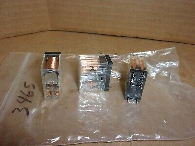 Omron Relay G2R-2 , Lot of 3 , new