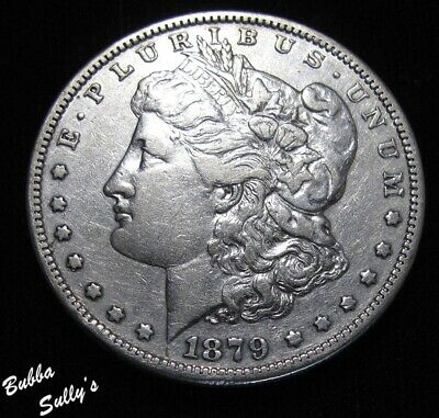 1879 S Morgan Silver Dollar <> EXTREMELY FINE