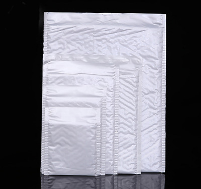 Plastic Poly Bubble Mailers Padded Envelopes Shipping Bags Self Seal